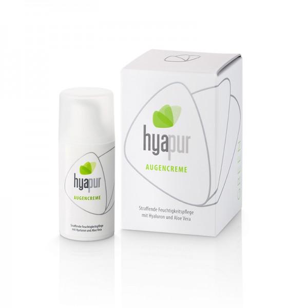 hyapur® GREEN Eye Cream 15 ml