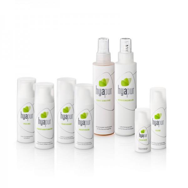 hyapur® GREEN Complet – Toute la gamme GREEN Soin du visage