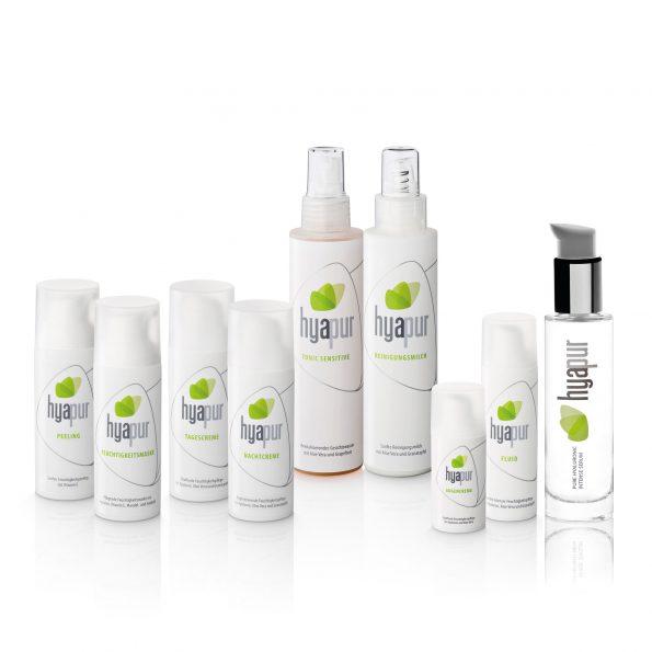 hyapur® GREEN Complete + 50 ml Serum