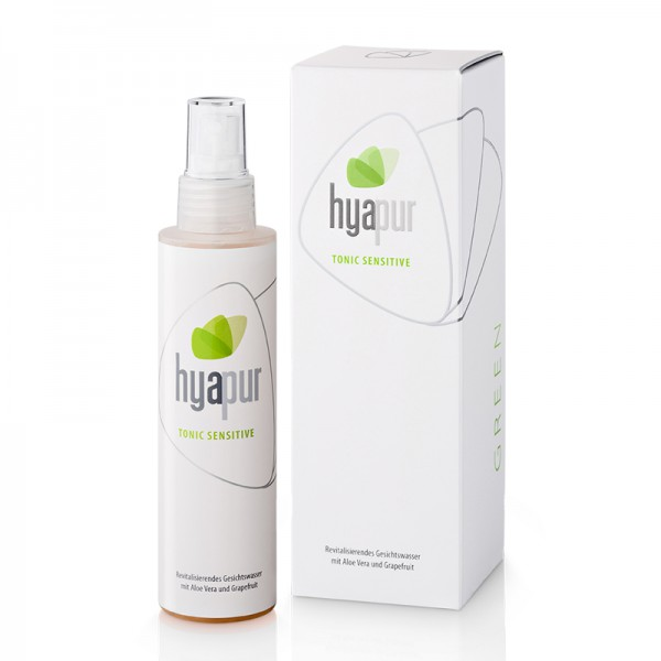 hyapur® GREEN Tonic Sensitive 150 ml